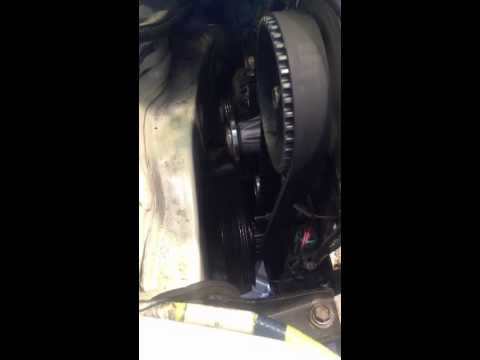 geo metro timing belt problem (sloved see description