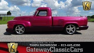 #686 TPA - 1947 Chevrolet 3100 Custom Pickup