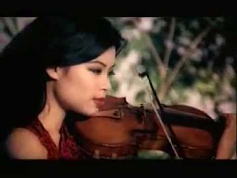 Vanessa Mae, violin - Reflection