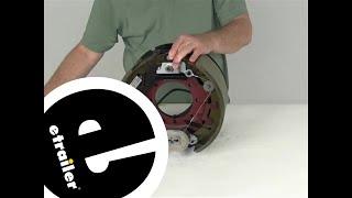 Demo etrailer Trailer Brakes AKEBRK-12L - etrailer.com