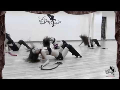 STRIP DANCE - Nasty Naughty Boys - by FOX Ngọc VDANCE