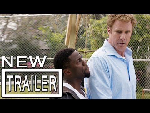 Watch the Official Trailer for 'Get Hard' starring Will Ferrell & Kevin Hart