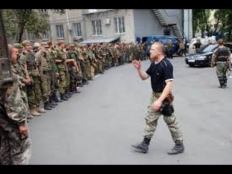 Подразделение легендарного Моторолы ДНР и ЛНР Новороссия,Ополченцы