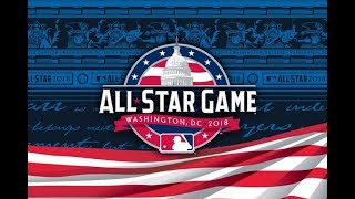 2018 MLB All Star Game. THE SHOW..
