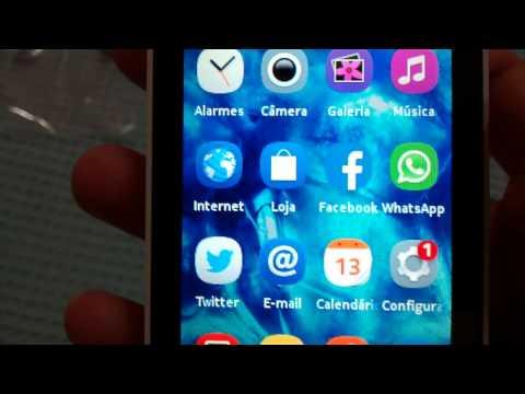 Primeiras Impressões do Nokia ASHA 501 Smartphone com WhatsApp