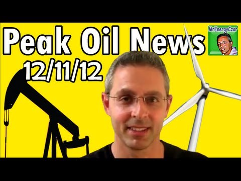 Peak Oil News 12/11/12