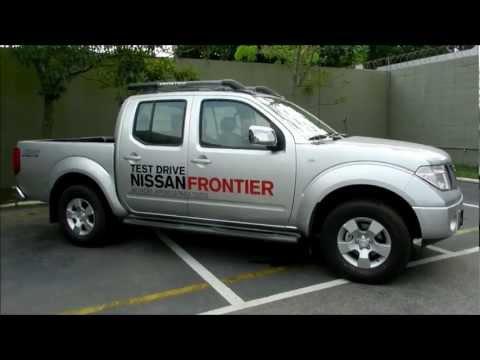Nissan Frontier LE 2.5L Automático 2013 HD