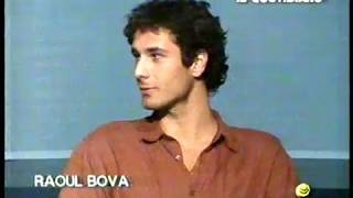 RAOUL BOVA YOUNG 1994 INTERVIEW BY EMANUELE CARIOTI - 15 SEPTEMBER 1994