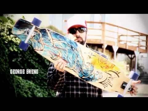 Gravity Skateboards - Guto and Breno Head Up To Northern California