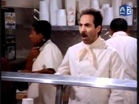 Seinfeld SOUP NAZI best bits. Music Videos