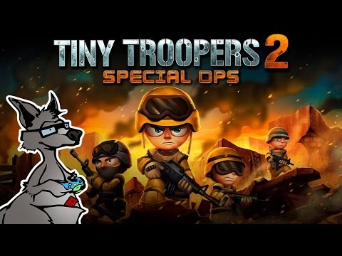 Tiny Troopers 2: Special Ops ( Gameplay / Review / Análise ) ( Android / iOS / Windows Phone )