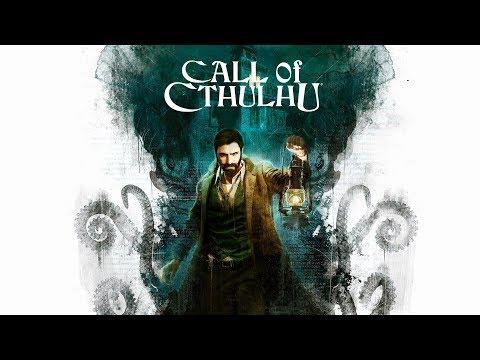 Call of Cthulhu. 1 часть