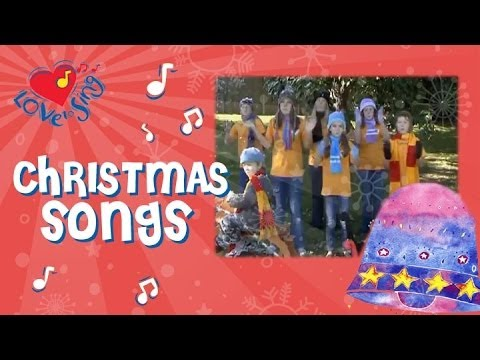 Kids Christmas Songs | Jingle Bells | Children Love to Sing