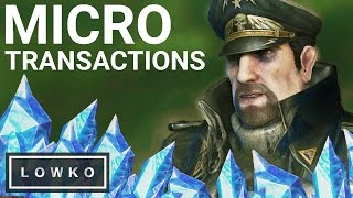 StarCraft 2 Co-op: MICRO TRANSACTIONS?!