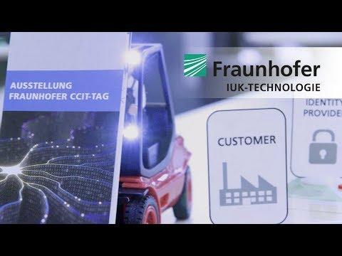 Fraunhofer-Tag der Kognitiven Internet Technologien: Industrie 4.0, KI, Clouds & IoT