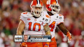 Ben Boulware on The Dan Patrick Show (Full Interview)