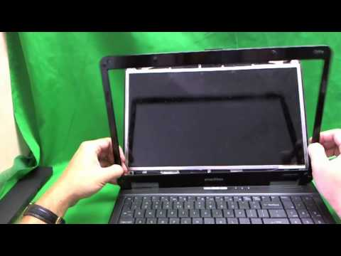 emachines e625 Laptop Screen Replacement Procedure