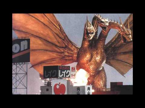 All King Ghidorah Roars