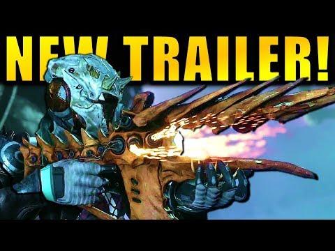 Destiny 2: NEW FORSAKEN TRAILER! - 10 NEW EXOTICS Revealed! thumbnail