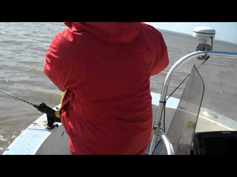 Catfishing on Lake Tawakoni
