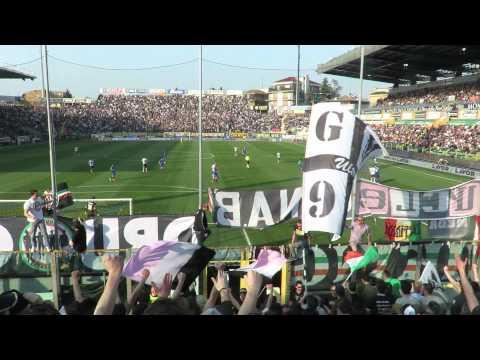 Parma vs Juventus 1-0 11/04/2015 Settore Ospiti