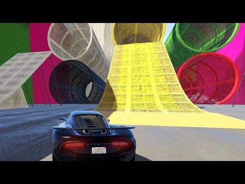 DE TROLL RACE VICTORY!? (GTA V Online Funny Races)