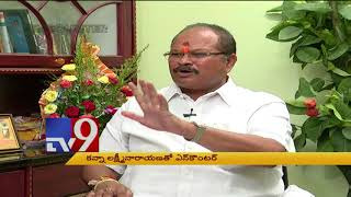 AP BJP President Kanna Lakshmi Narayana in Encounter With Murali Krishna