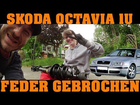 Skoda Octavia 1U - Federn & Stossdämpfer NEU!!!