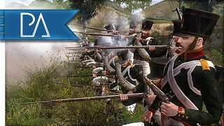 Napoleonic Line Battle: Massive Multiplayer Event - Mount and Blade: Napoleonic Wars Gameplay