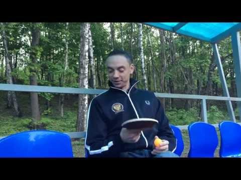 Видео как выбрать настольную ракетку