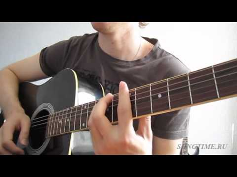 Жуки - Батарейка (Разбор на гитаре Урок)
