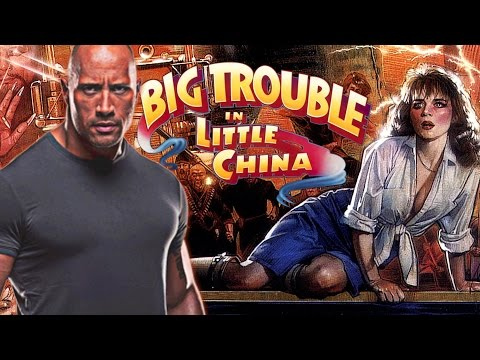 Dwayne Johnson To Star In BIG TROUBLE IN LITTLE CHINA - AMC Movie News