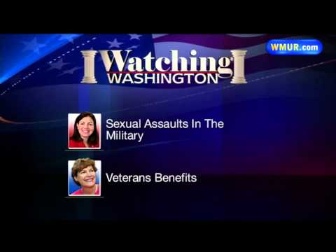 Watching Washington: Fighting sexual assault in military; Keystone pipeline