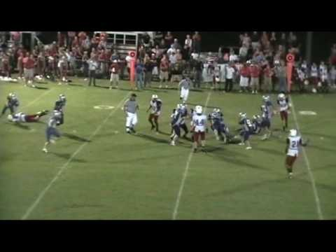 Football Highlights: Springwood High School VS Chambers Academy 2009