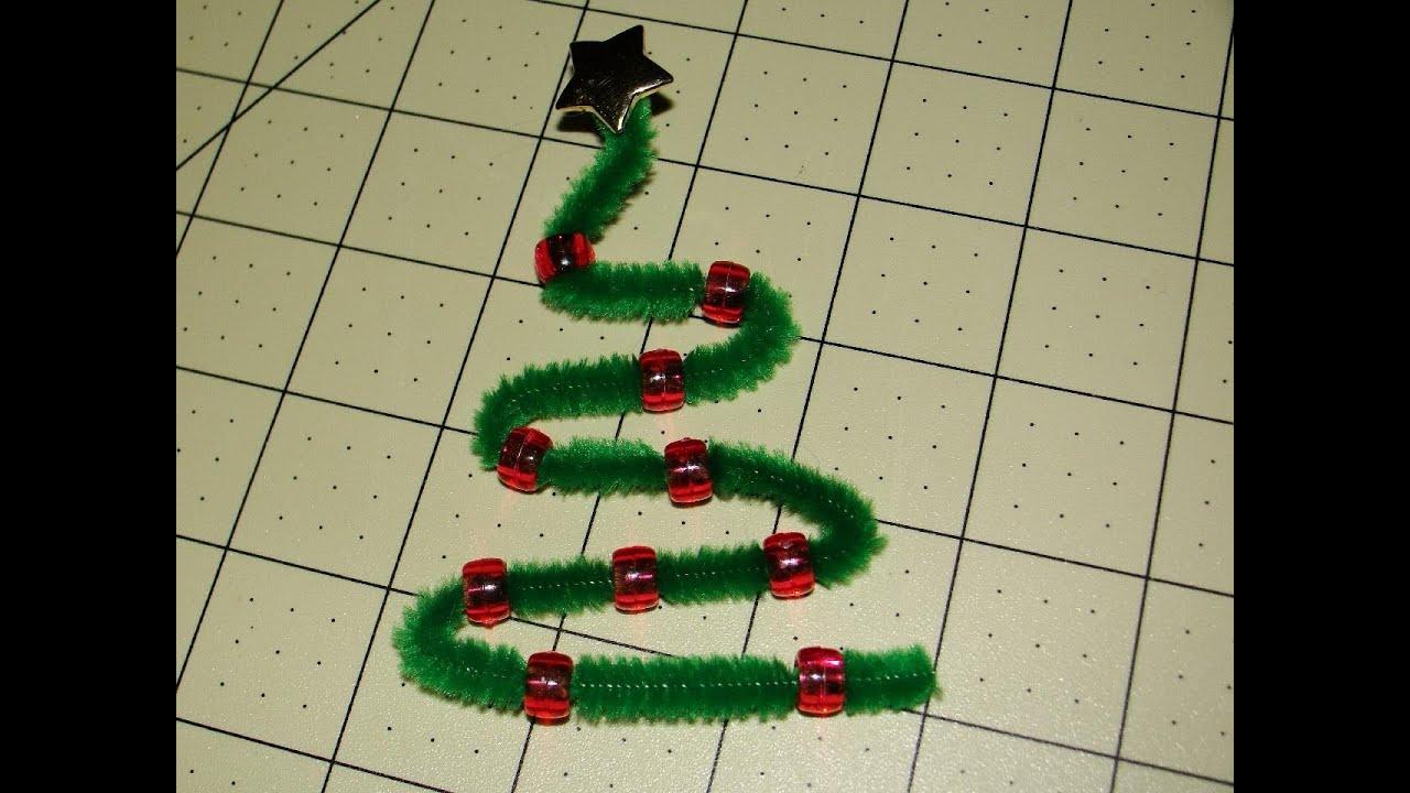 Star On Top Of Christmas Tree