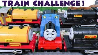 Thomas & Friends Game Challenge - Twin Toy Trains Games - Story for kids and children TT4U