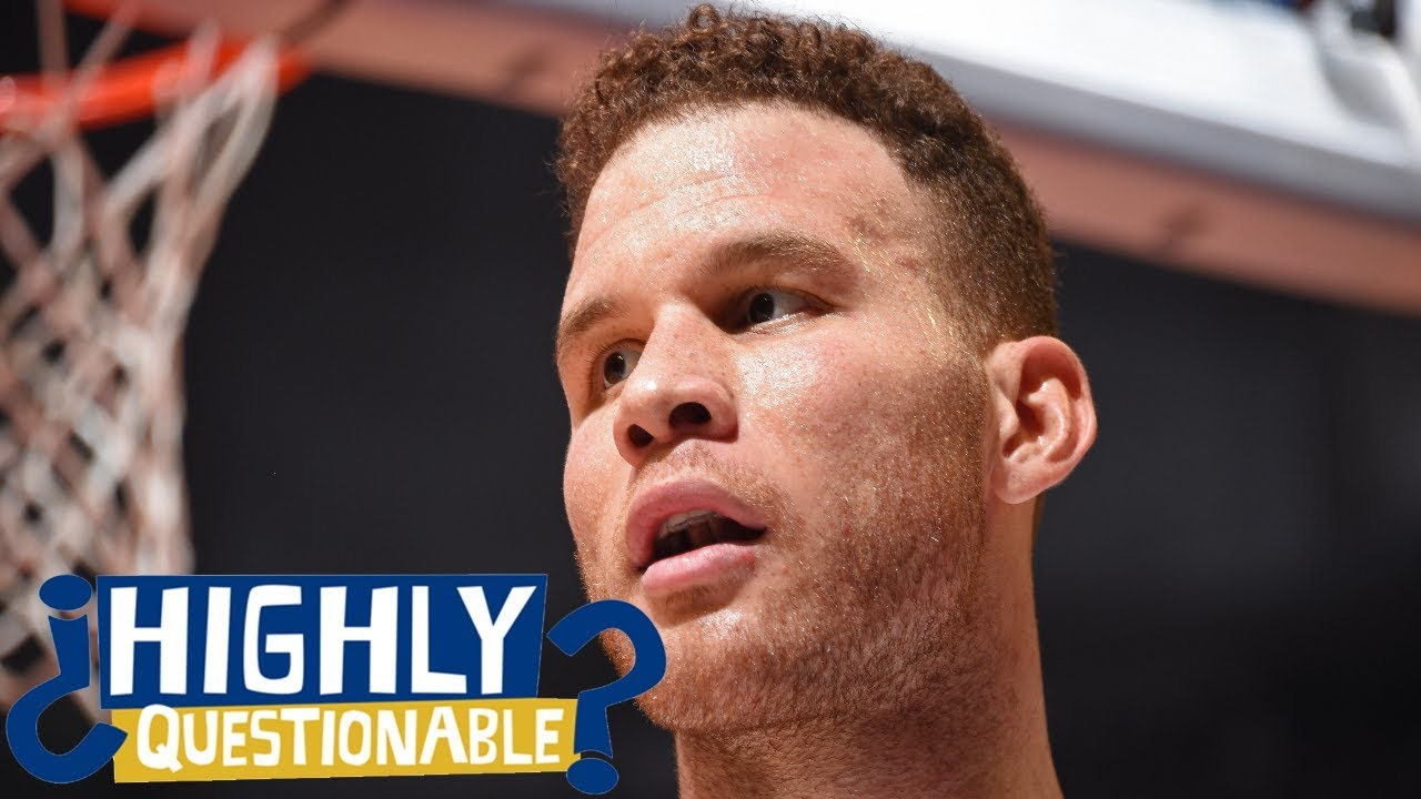 Should Blake Griffin feel betrayed by Clippers after trade to Pistons? | Highly Questionable | ESPN