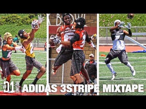 Adidas 3 Stripe SoCal Invitational 7on7 Highlight Mixtape - CollegeLevelAthletes.com