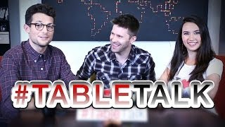 Special #TableTalk with Jacob Soboroff at Youtube Nation!
