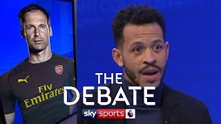 Is Petr Cech the greatest Premier League goalkeeper ever? | Pearce Rosenior | The Debate