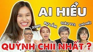 Q&A: Quỳnh Chi - cô gái khó hiểu nhất Schannel !!!