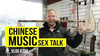 CHINESE MUSICAL SEX TALK