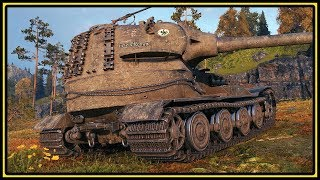 VK 72.01 (K) - 10K Damage - World of Tanks Gameplay