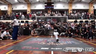 Locking Final HURRIKANE vs LOCKING JACK | 20150228 OBS Vol.9