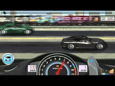 Android Play: Drag Racing Career Stage 7