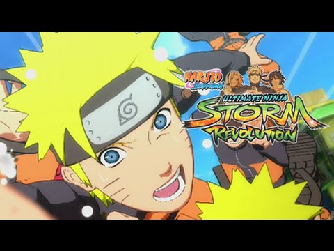 NARUTO: ULTIMATE NINJA STORM REVOLUTION! [GAMEPLAY]