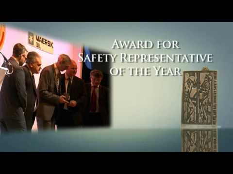 The UK Oil and Gas Industry Safety Awards 2013
