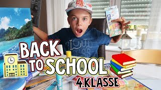 BACK 2 SCHOOL 📙 Die 4. Klasse ruft! Lulu  & Leon - Family and Fun