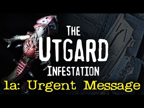 Urgent Message (Mission 1a) - The Utgard Infestation Sisters of Battle 40k Narrative Campaign