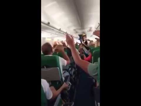 Transavia:  heen en weer en heen en weer!